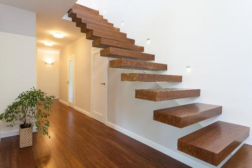 Pose escalier intérieur Dreux