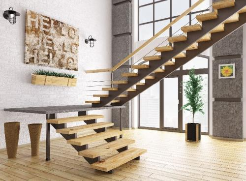Création escalier Évreux